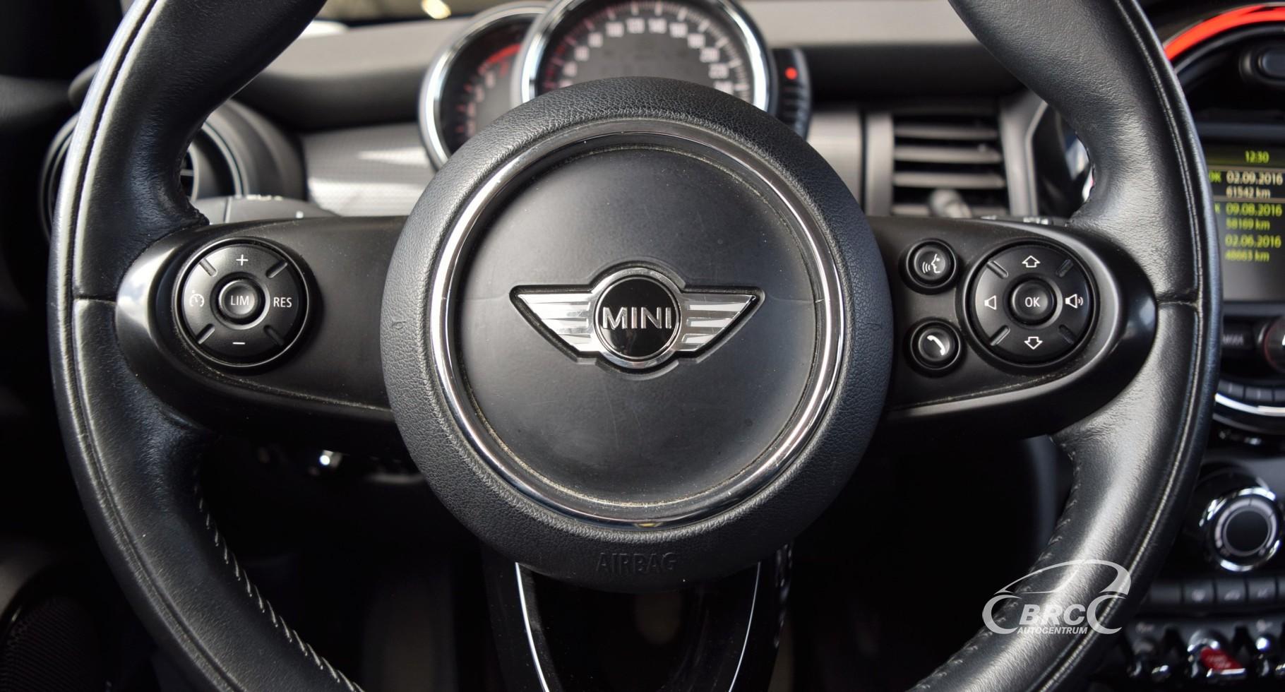 Mini Cooper M/T