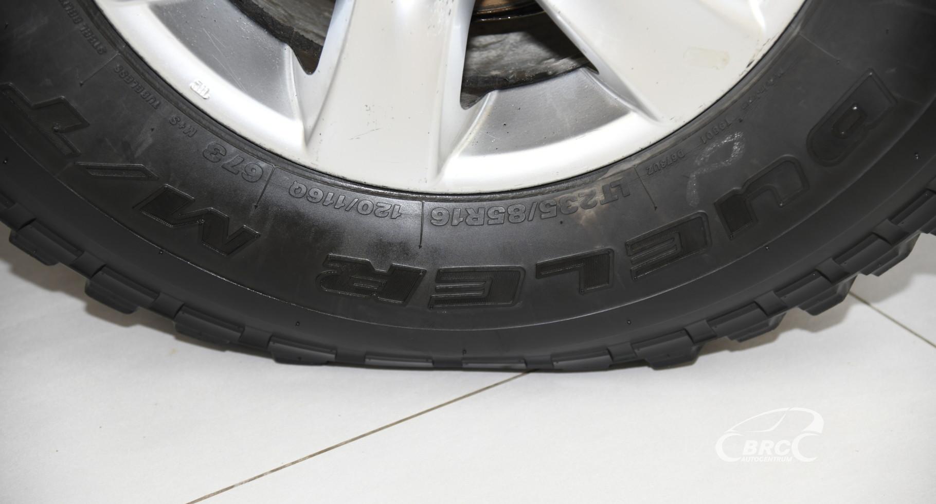 Toyota Hilux 2.5 D-4D DubleCab HL2 4WD