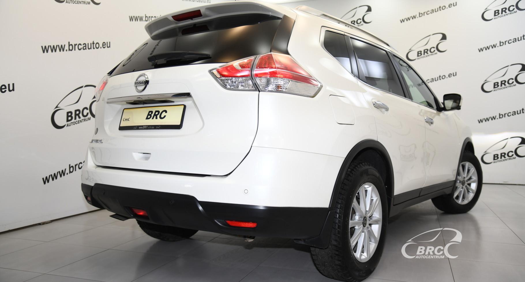 Nissan X-Trail 1.6 dci 2WD Automatas