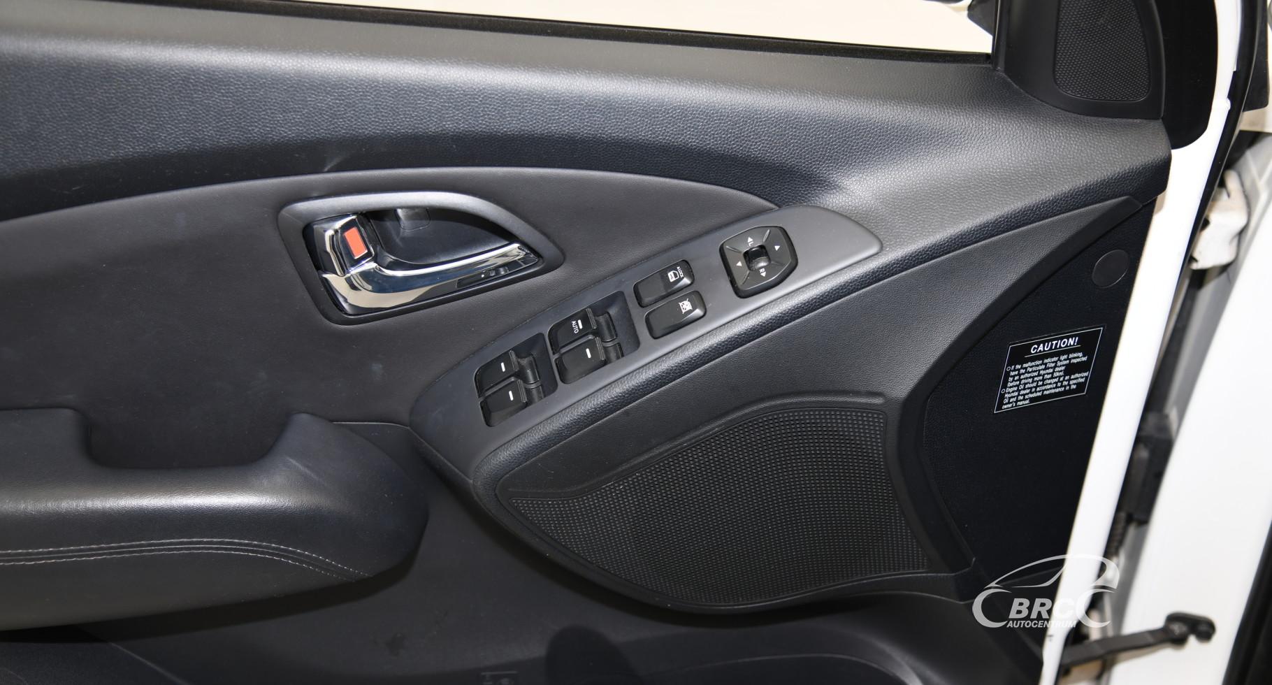 Hyundai ix35 2.0 CRDi 4WD