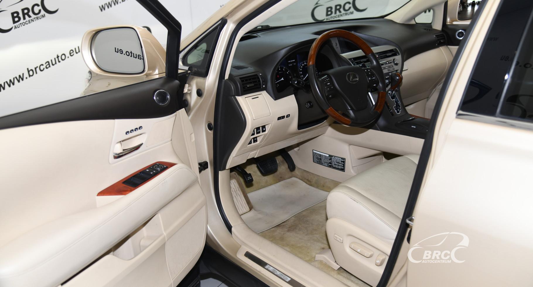 Lexus RX 350 4WD Automatas