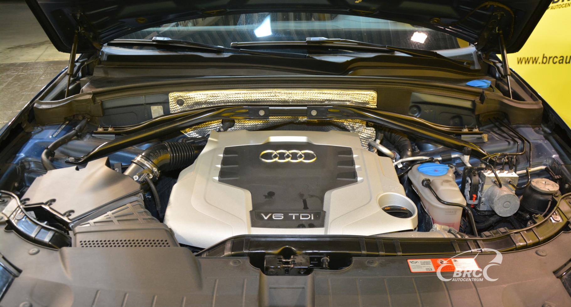 Audi Q5 3.0TDI Quattro S-Tronic S-line
