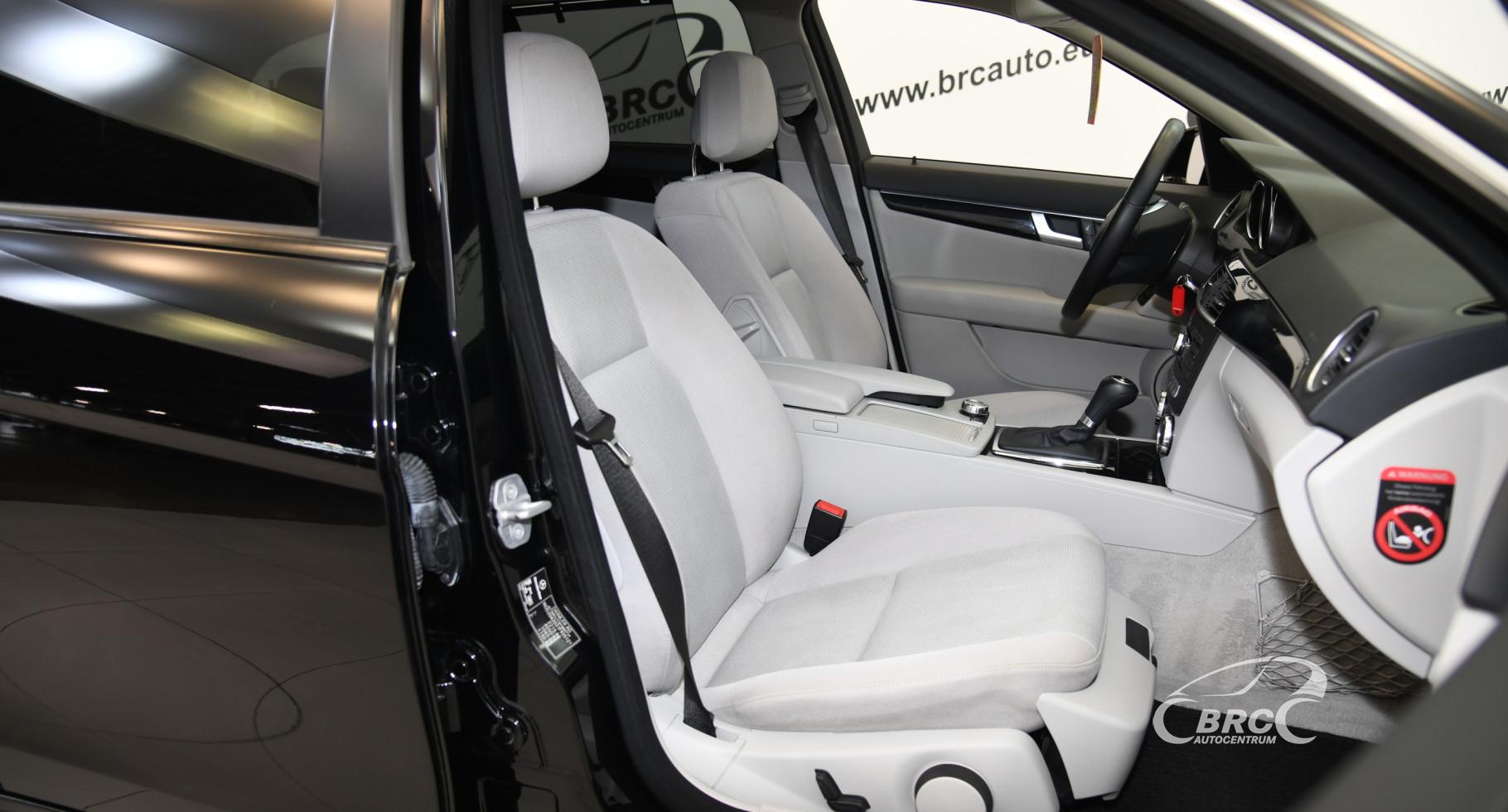 Mercedes-Benz C 250 CDI Classic BlueEFFICIENCY Automatas