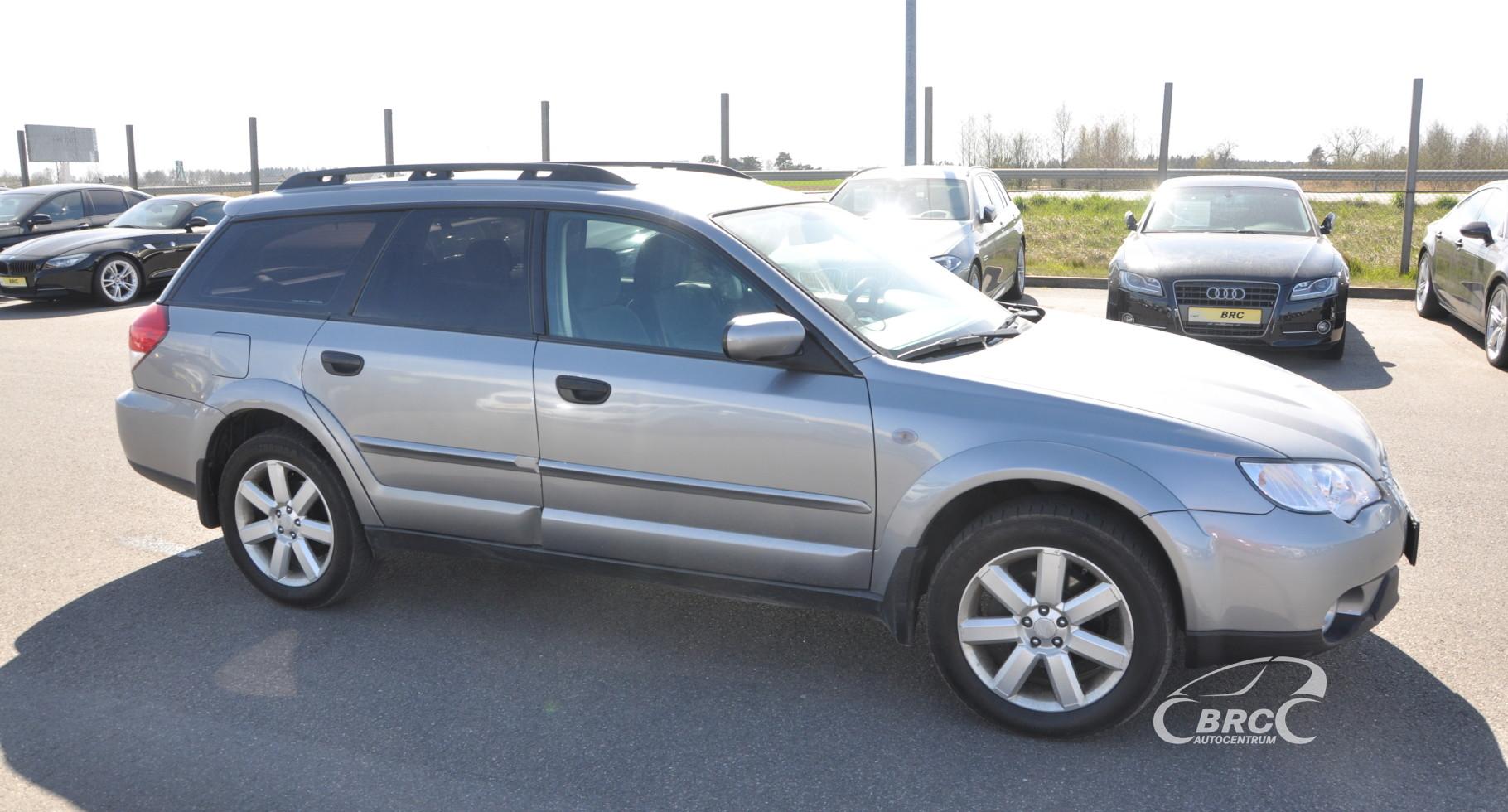Subaru Outback  2.5 Automatas