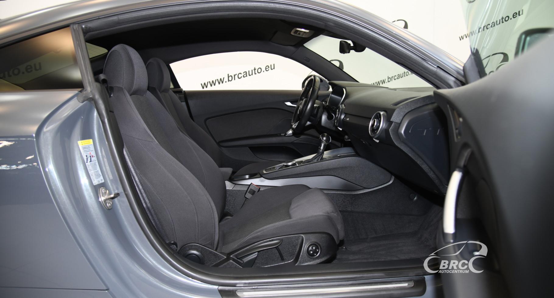 Audi TT 2.0 TFSI Automatas