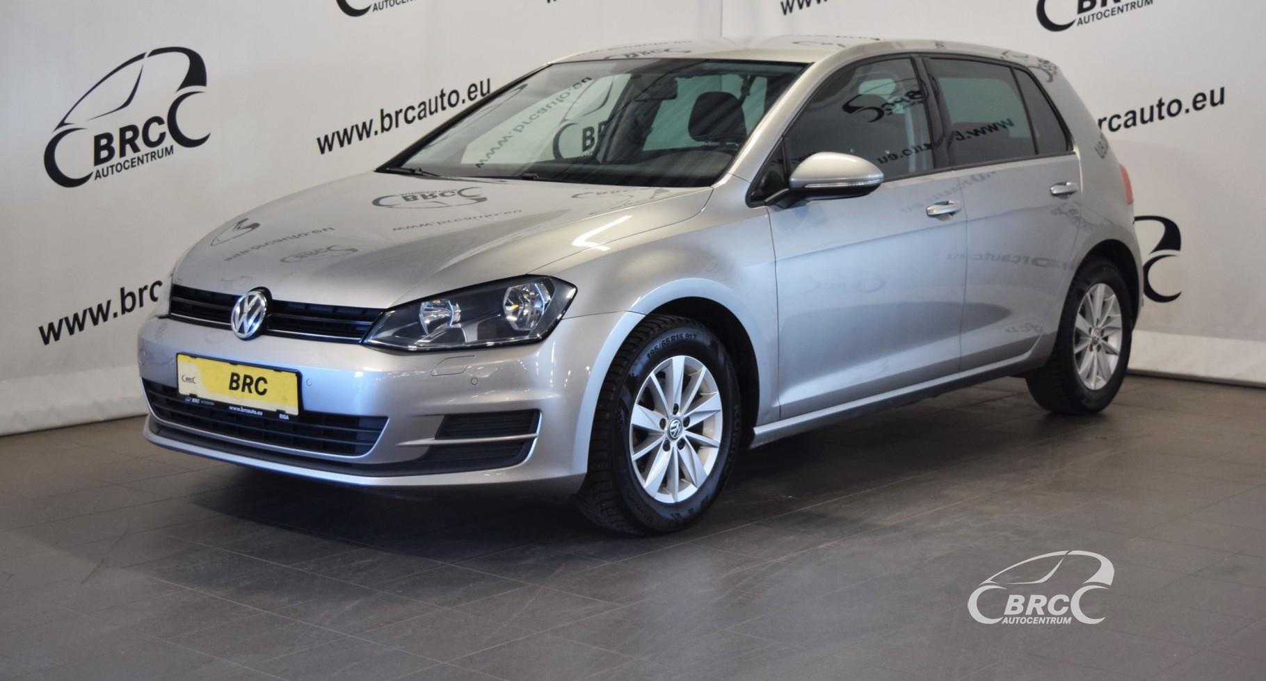 Volkswagen Golf 7 TDI Bluemotion M/T