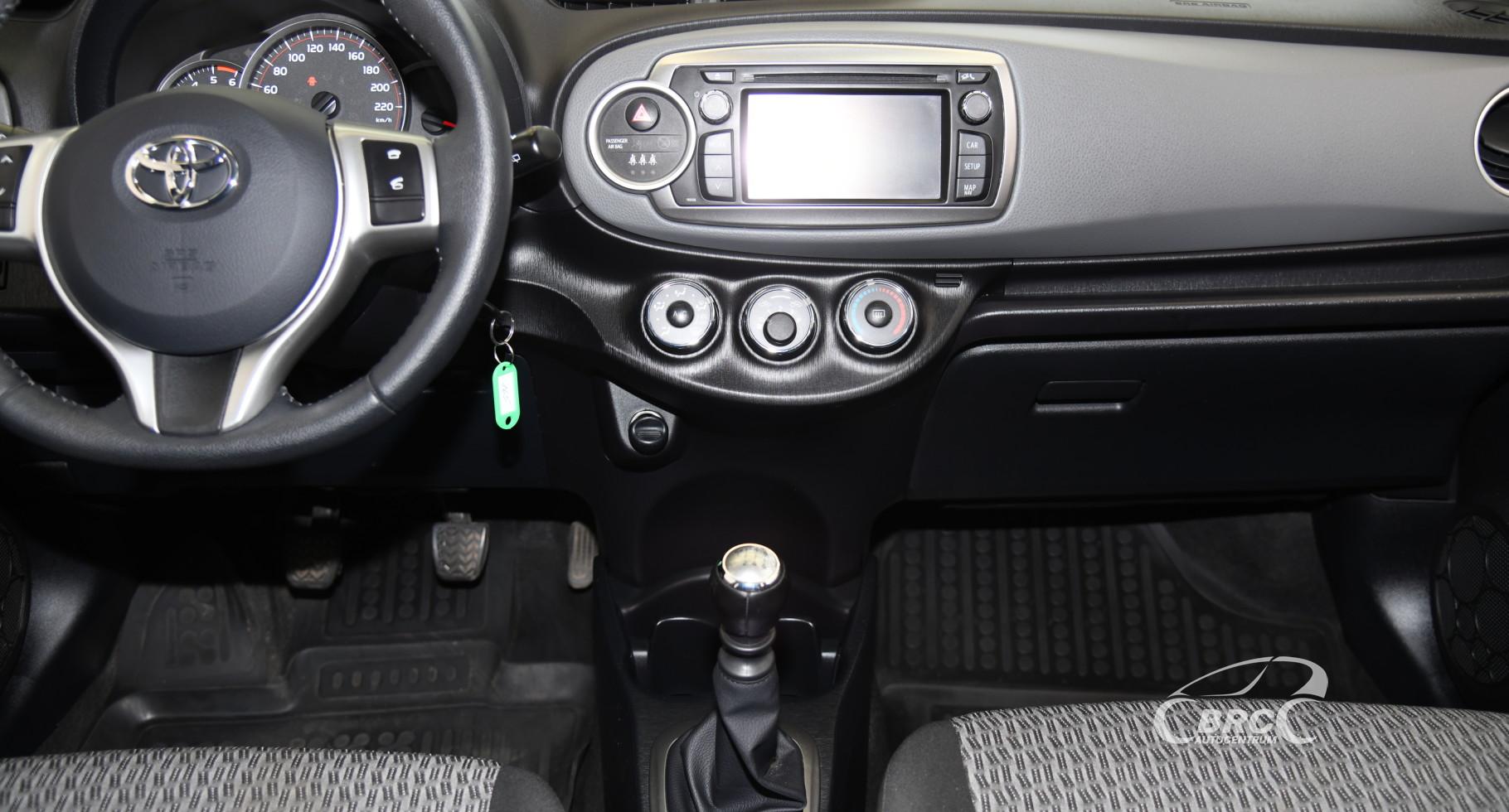 Toyota Yaris 1.4 D-4D Comfort