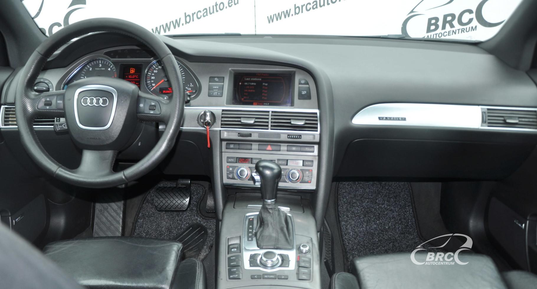 Audi A6 3.0TDI Quattro S-Line Automatas