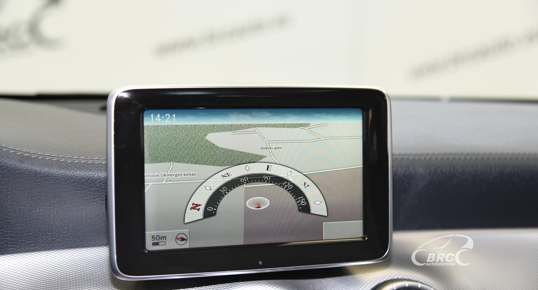 Mercedes-Benz CLA 220 CDI Automatas