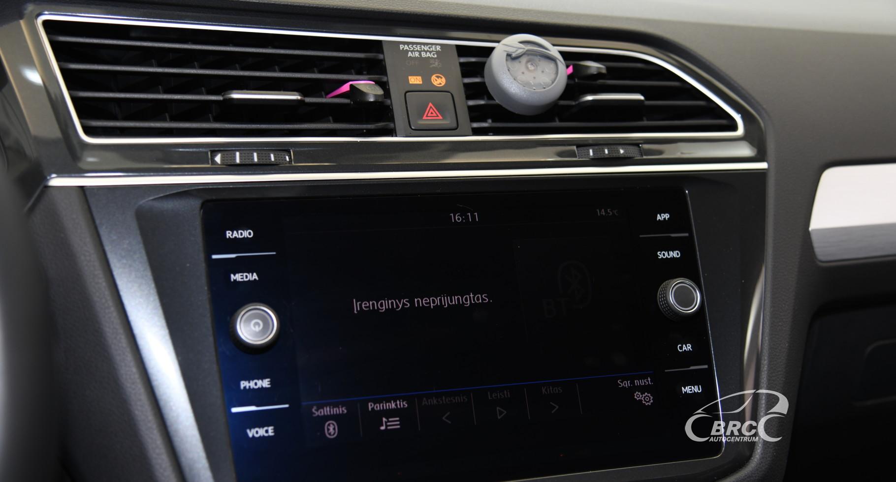 Volkswagen Tiguan 2.0 TDI DSG Comfortline Automatas