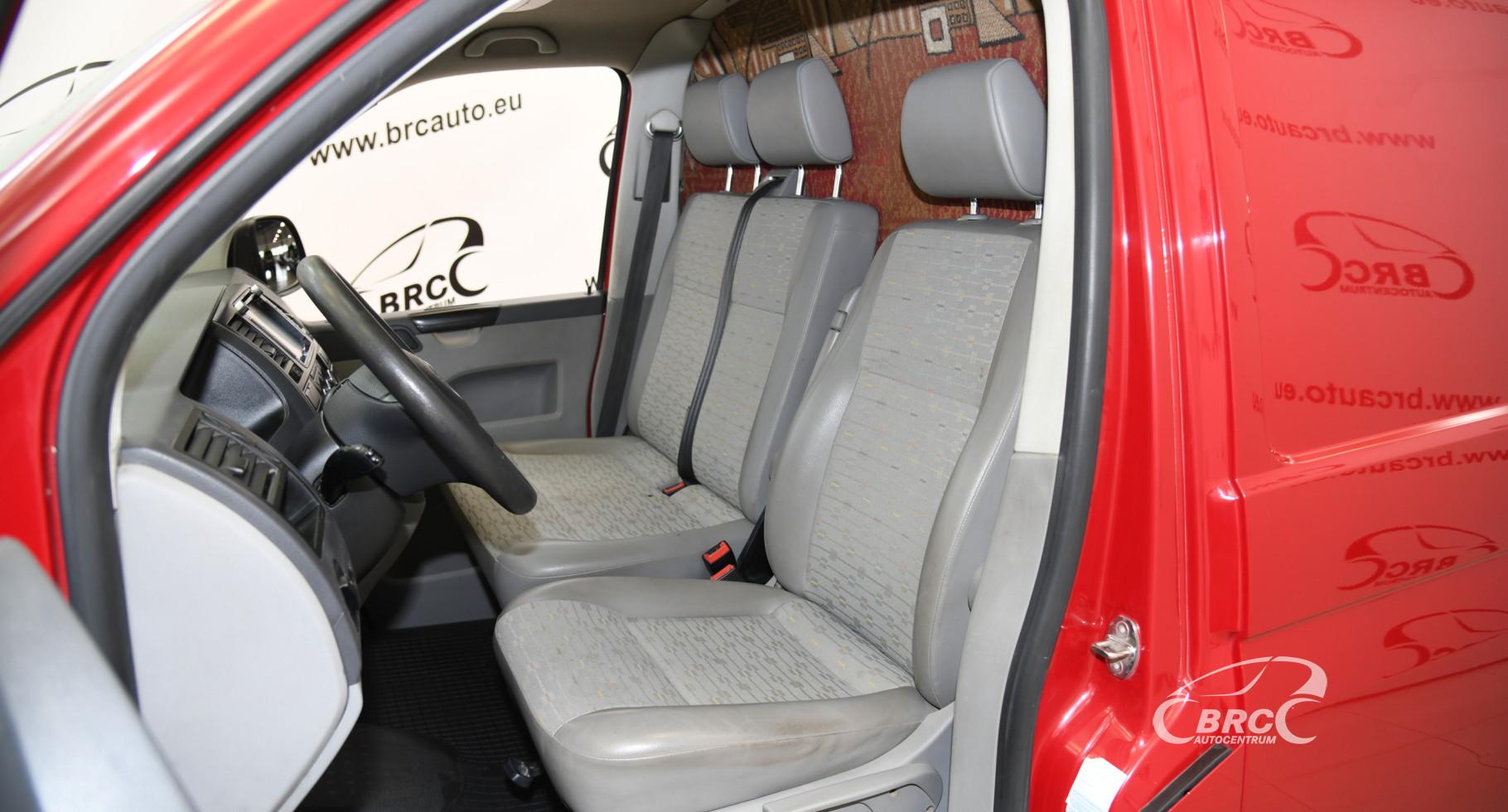 Volkswagen Transporter 2.0 TDI T5 4Motion