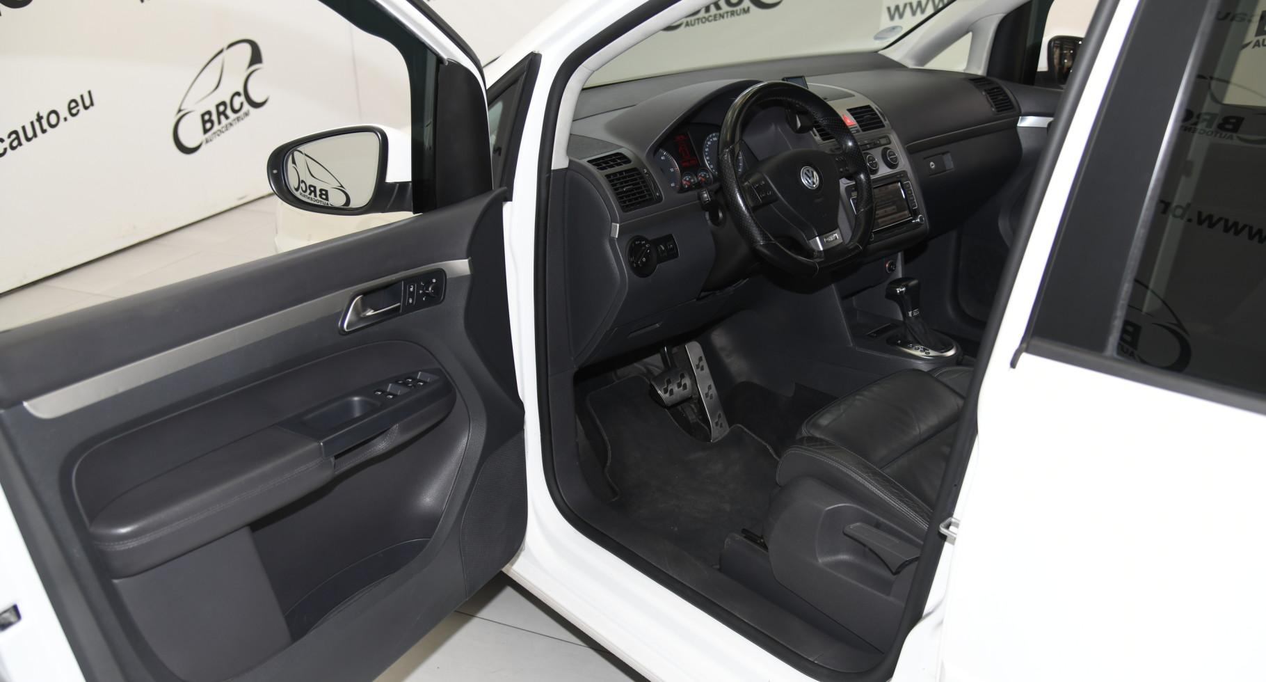 Volkswagen Touran 2.0 TDI Highline DSG Automatas