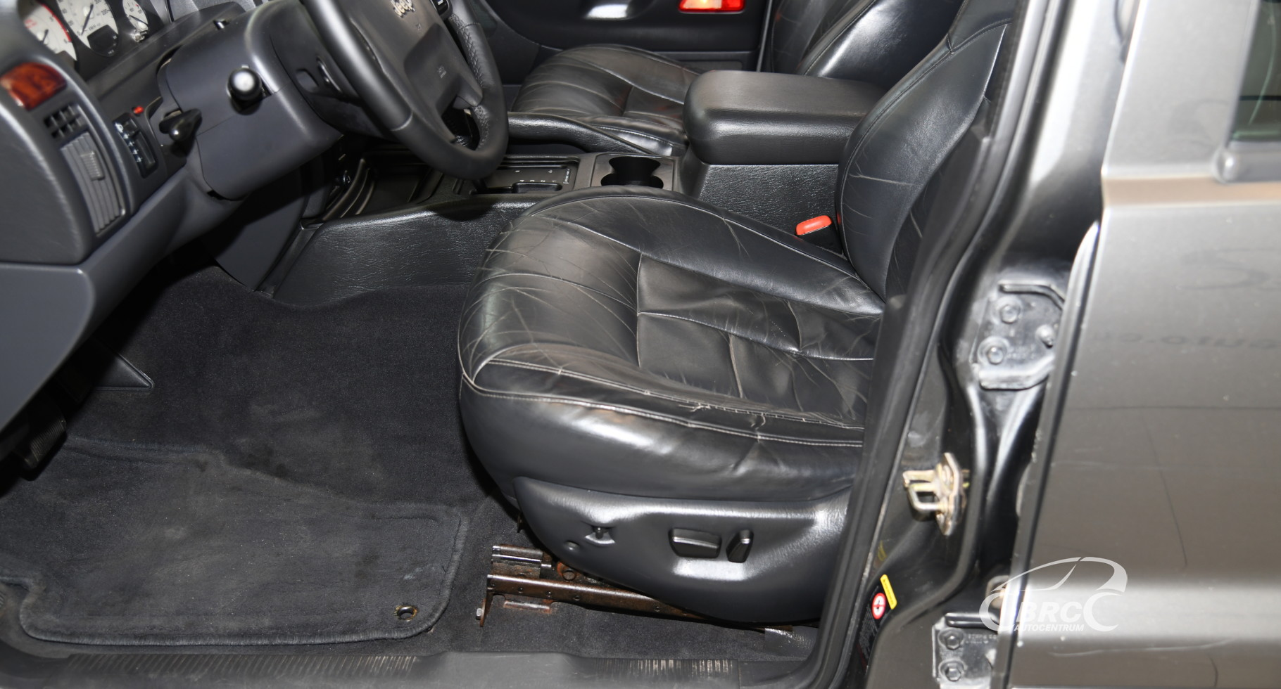 Jeep Grand Cherokee 2.7 CRD Limited Quadra-Drive Automatas