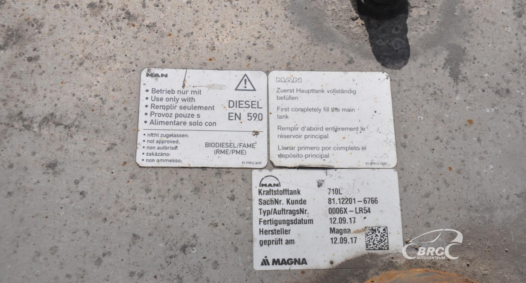 MAN TGX 18.500 XLX Euro6