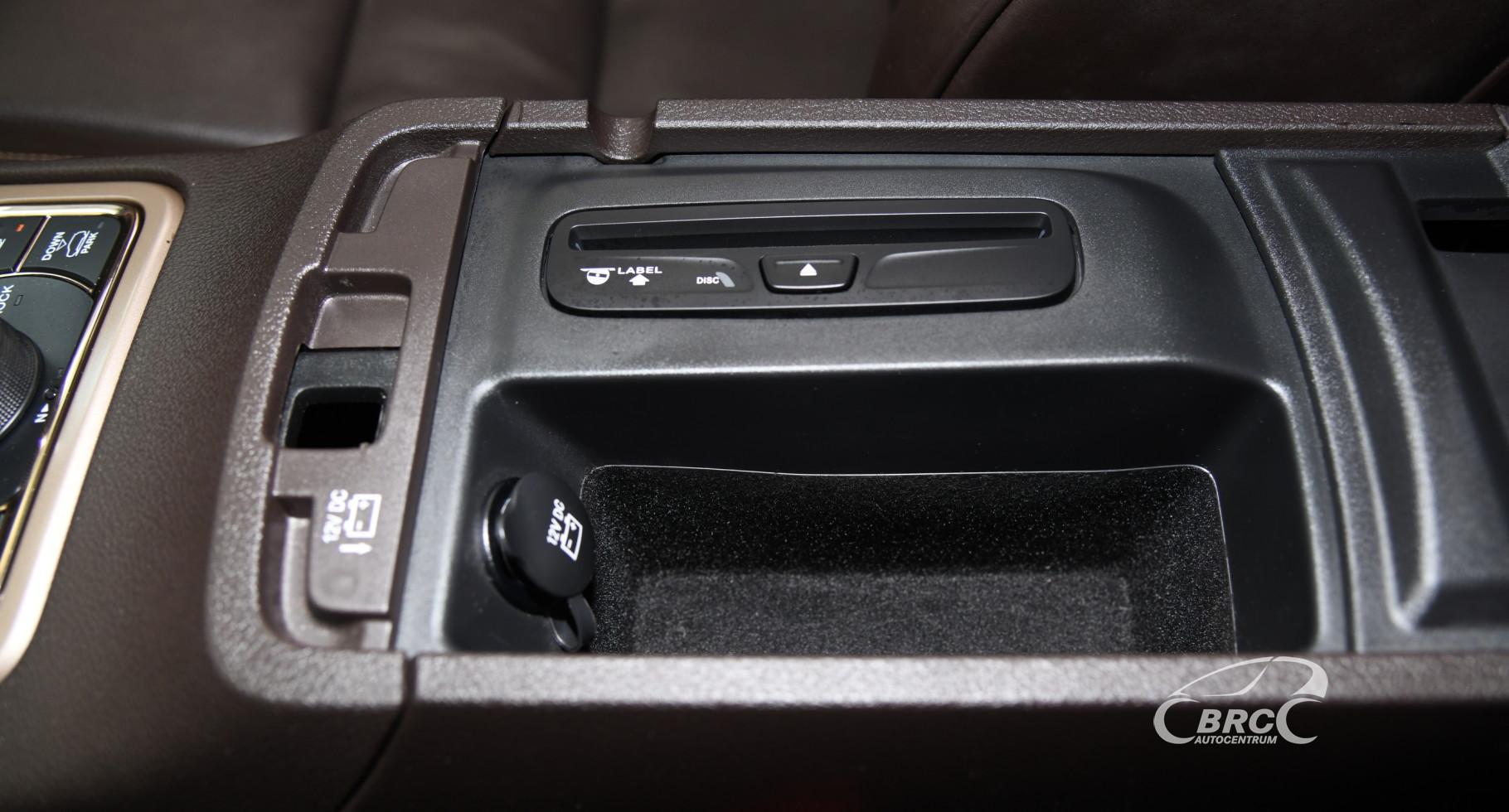 Jeep Grand Cherokee 3.0 CRD Summit 4x4 Automatas