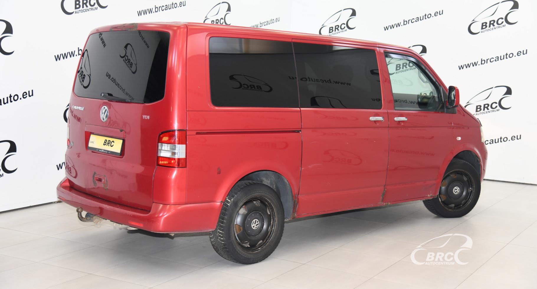 Volkswagen Caravelle 2.5 TDI Comfortline