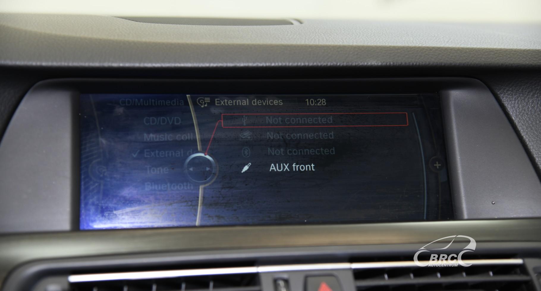 BMW 530 d Automatas
