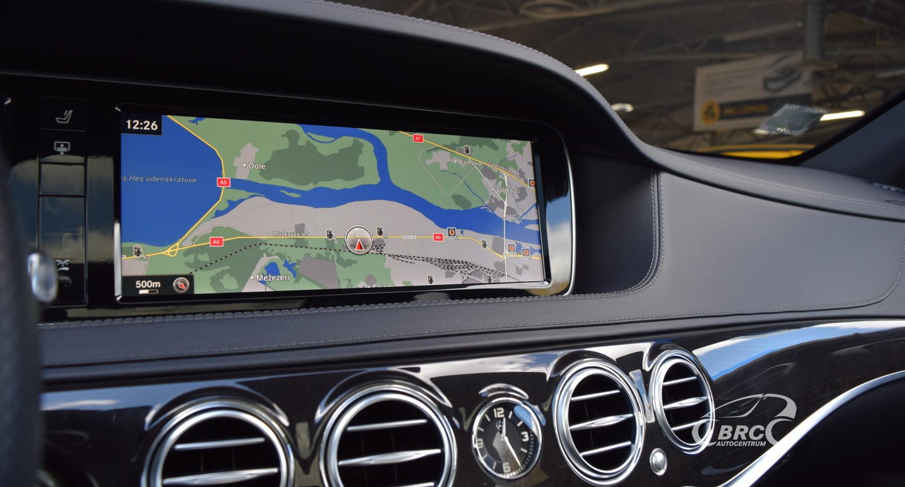 Mercedes-Benz S 350 Bluetec AMG Design