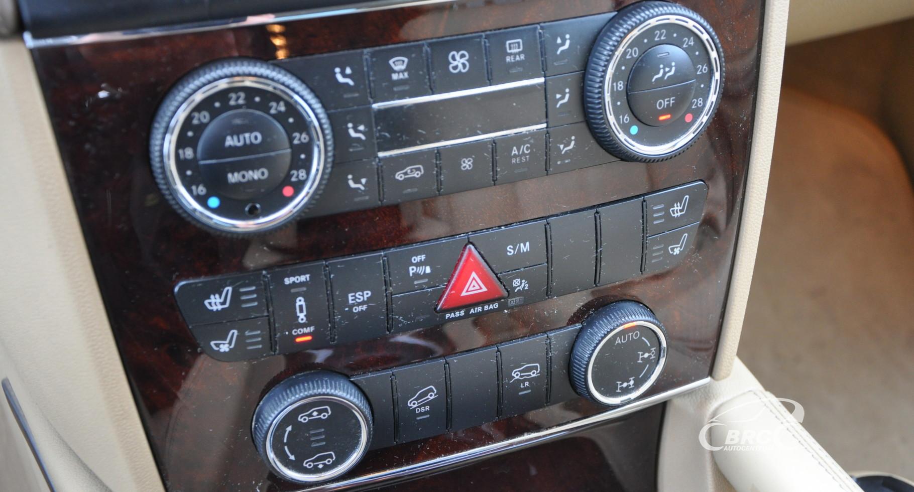 Mercedes-Benz GL 420 CDI 4Matic Automatas