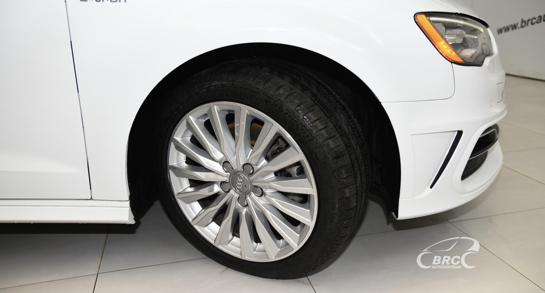 Audi A3 E-Tron Sportback Plug-In Automatas