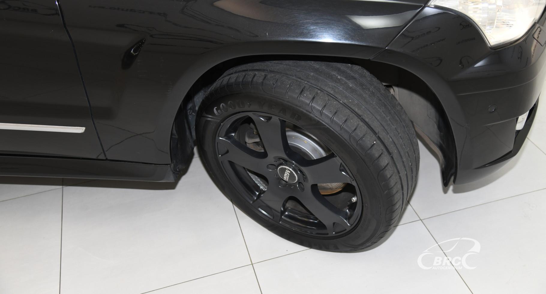 Mercedes-Benz GLK 280 4Matic LPG Automatas