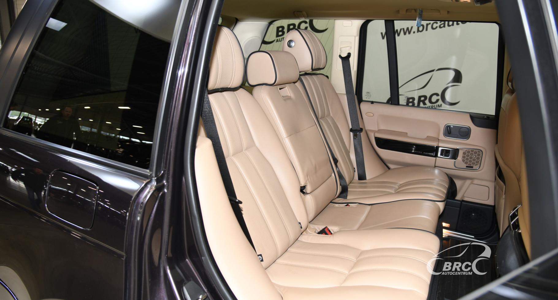 Land-Rover Range Rover 4.4 TDV8 Vogue