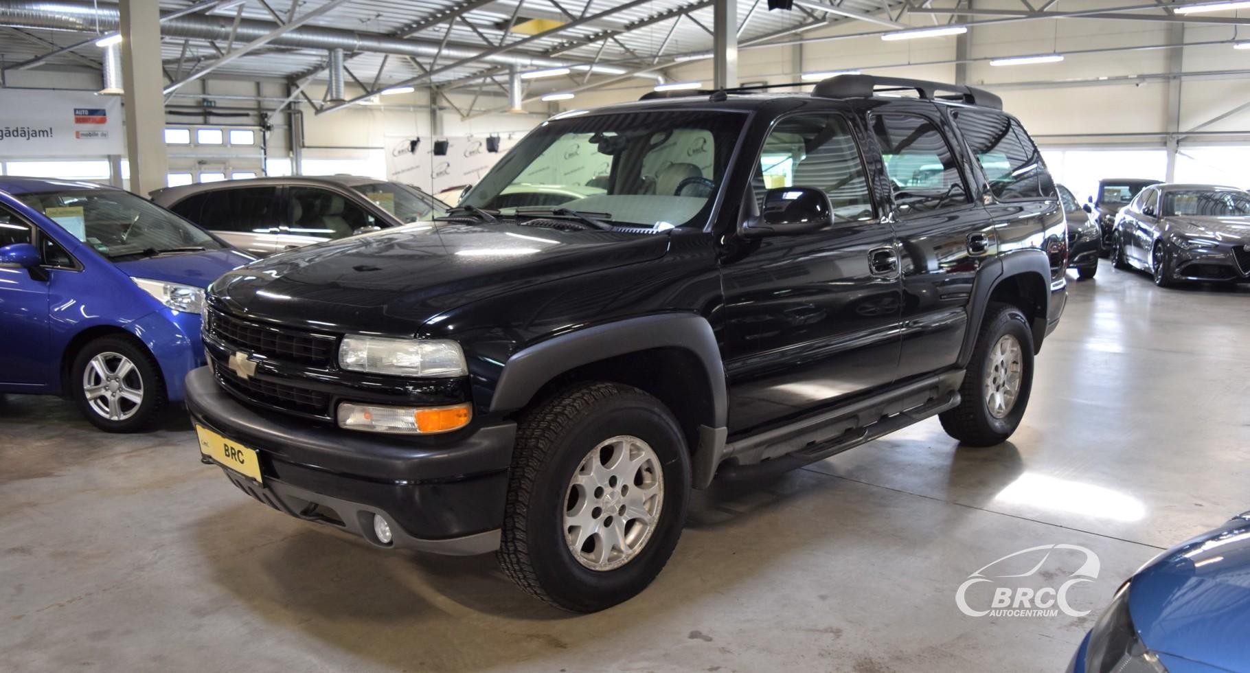 Chevrolet Tahoe 5.3l V8
