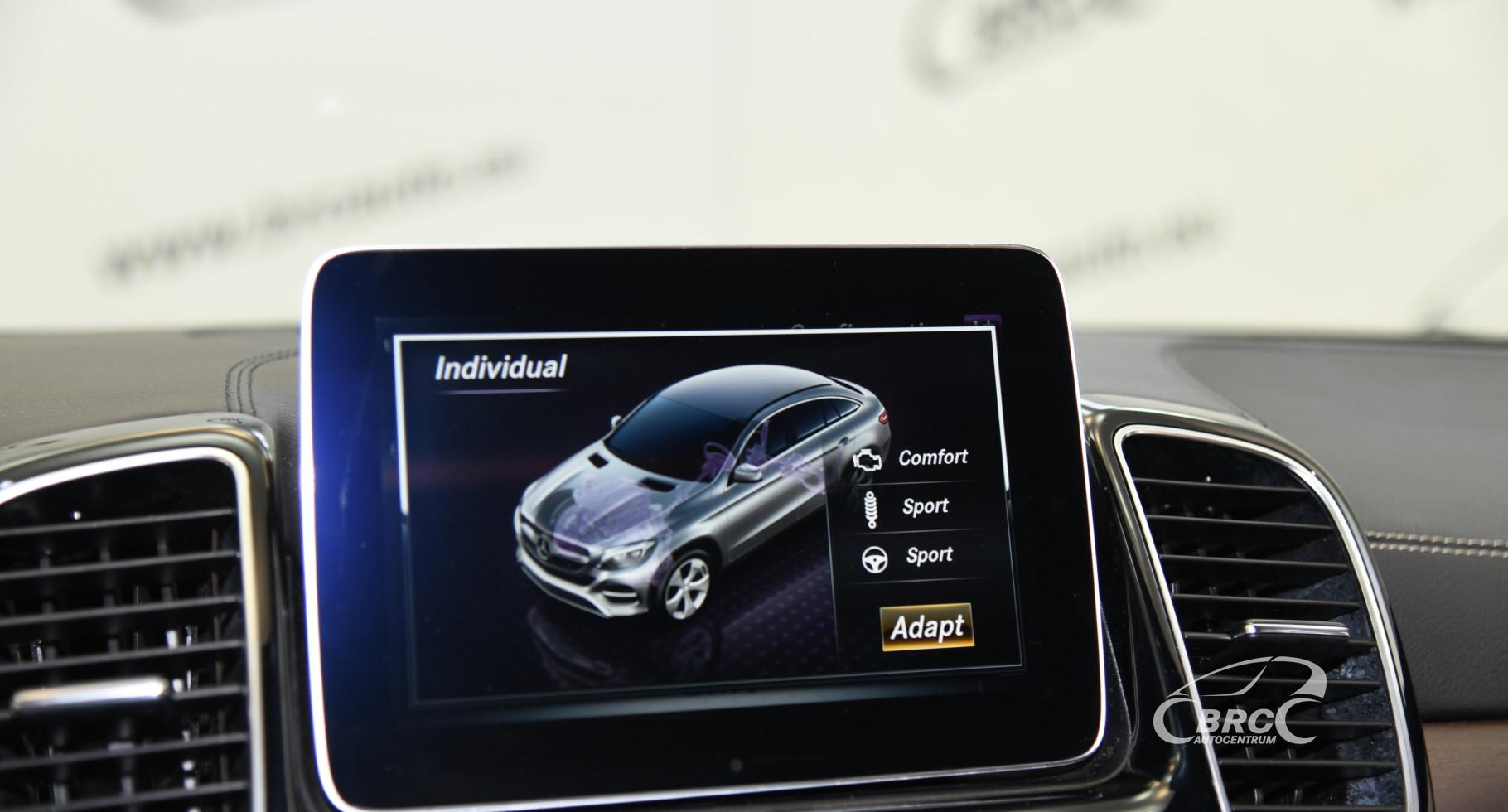 Mercedes-Benz GLE 350 d Coupe 4Matic AMG Line Automatas