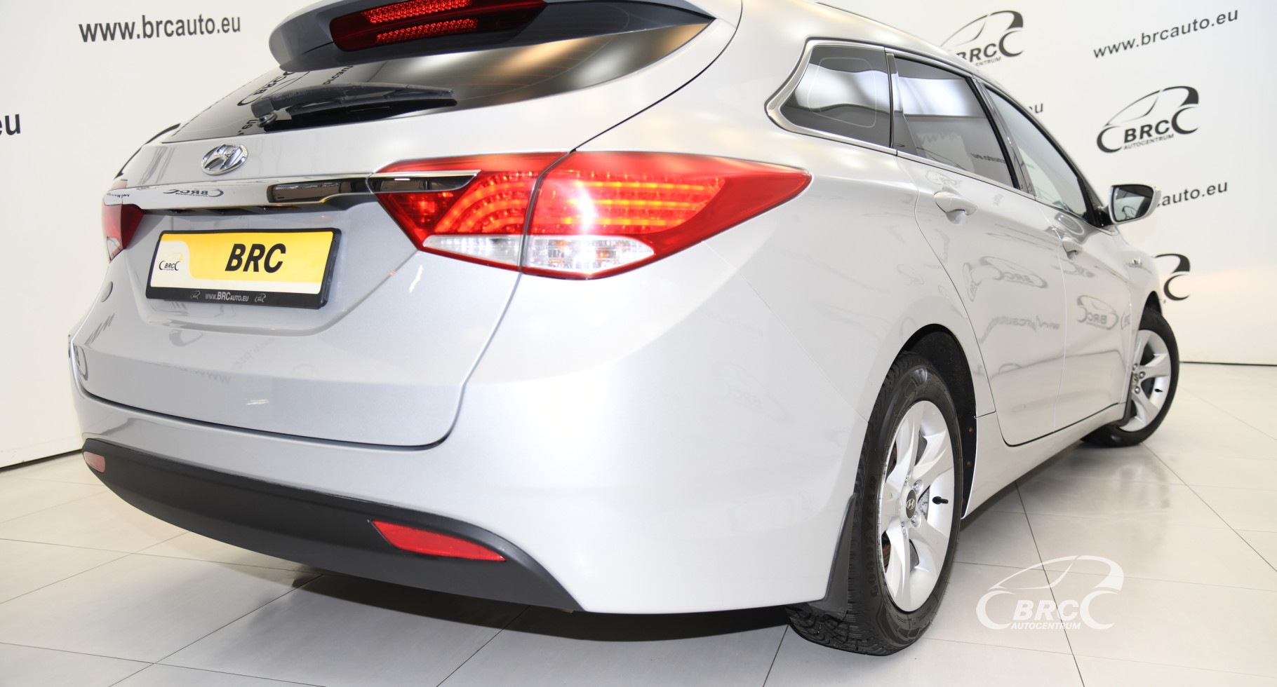Hyundai i40 1.7 CDRi Sport Wagon
