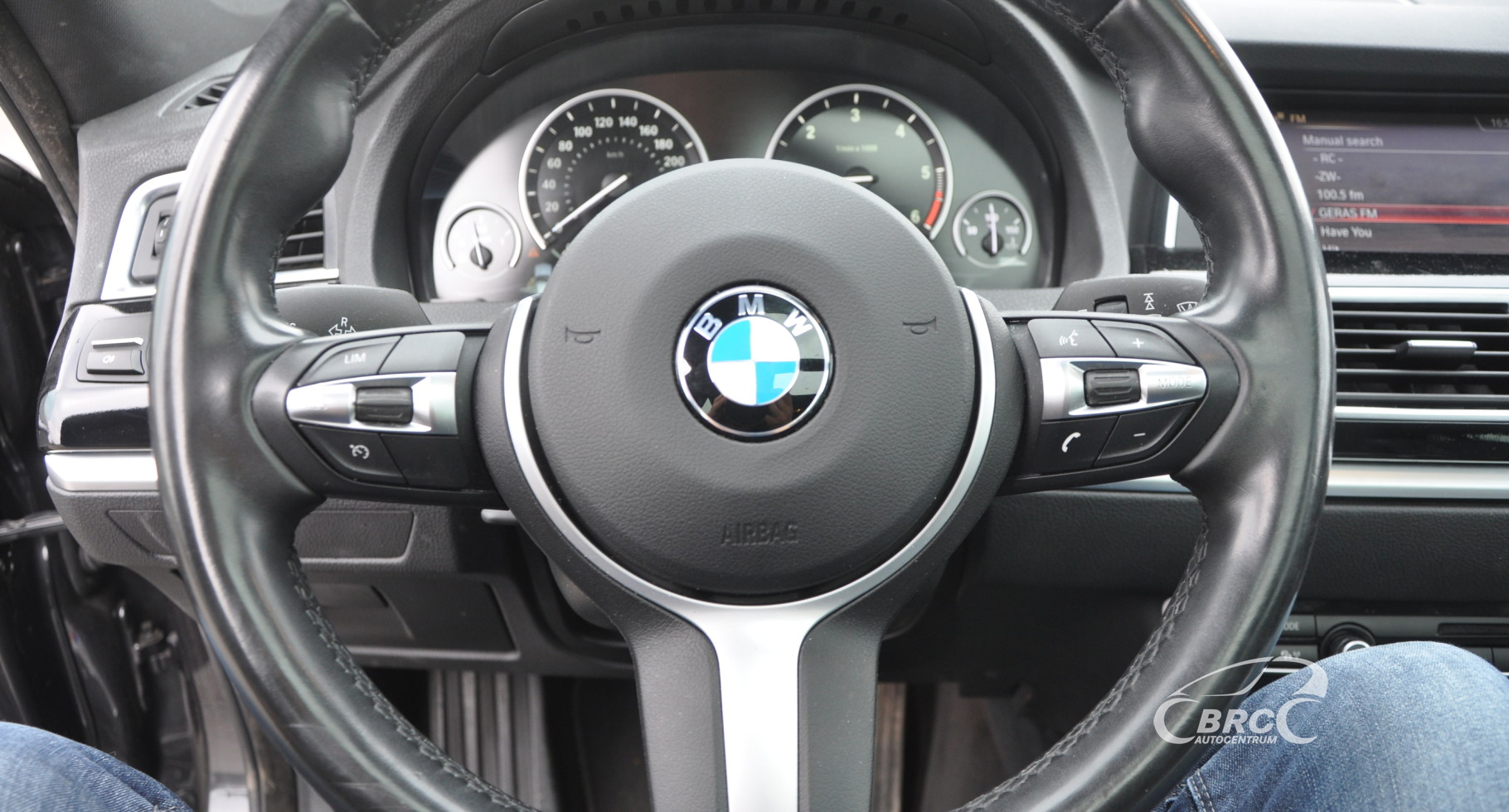 BMW 520 Gran Turismo M-pack Automatas