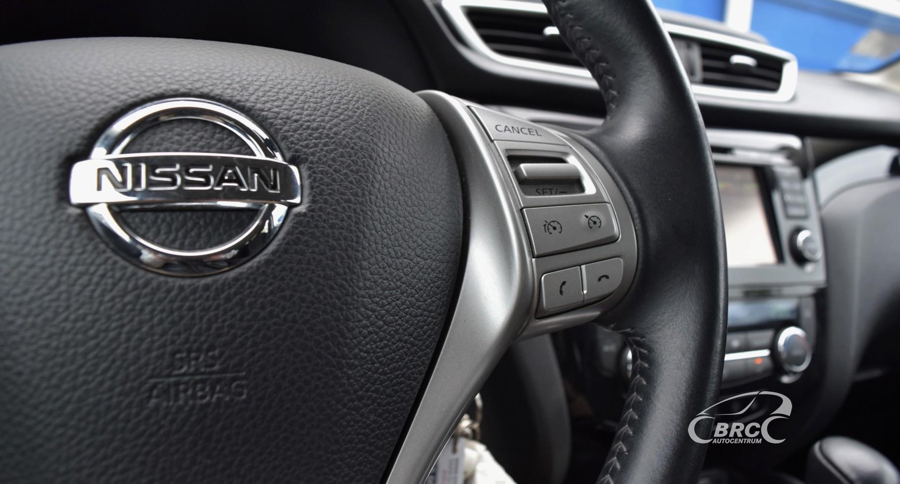 Nissan Qashqai A/T