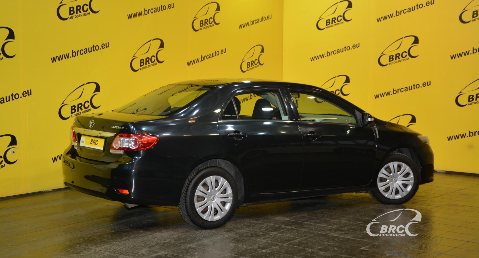 Toyota Corolla 1.6VVT-i Linea Sol