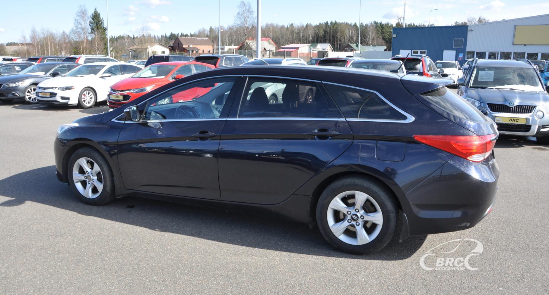 Hyundai i40 1.7 CRDi Comfort Sport Wagon