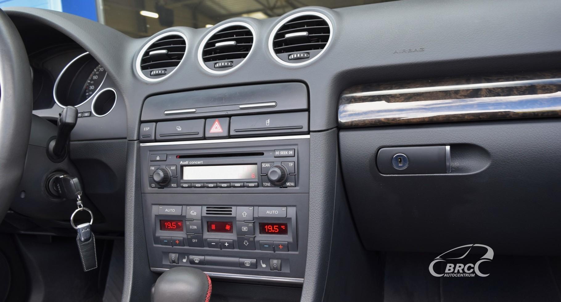 Audi A4 1.8T Cabrio
