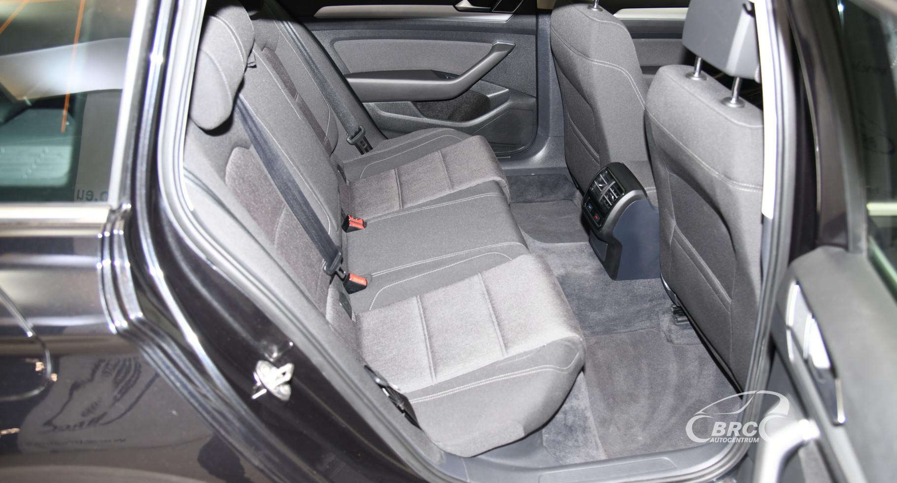 Volkswagen Passat 2.0 TDI BlueMotion Variant