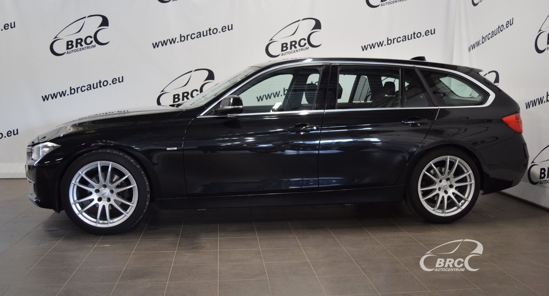 BMW 320 d Touring Luxury Line
