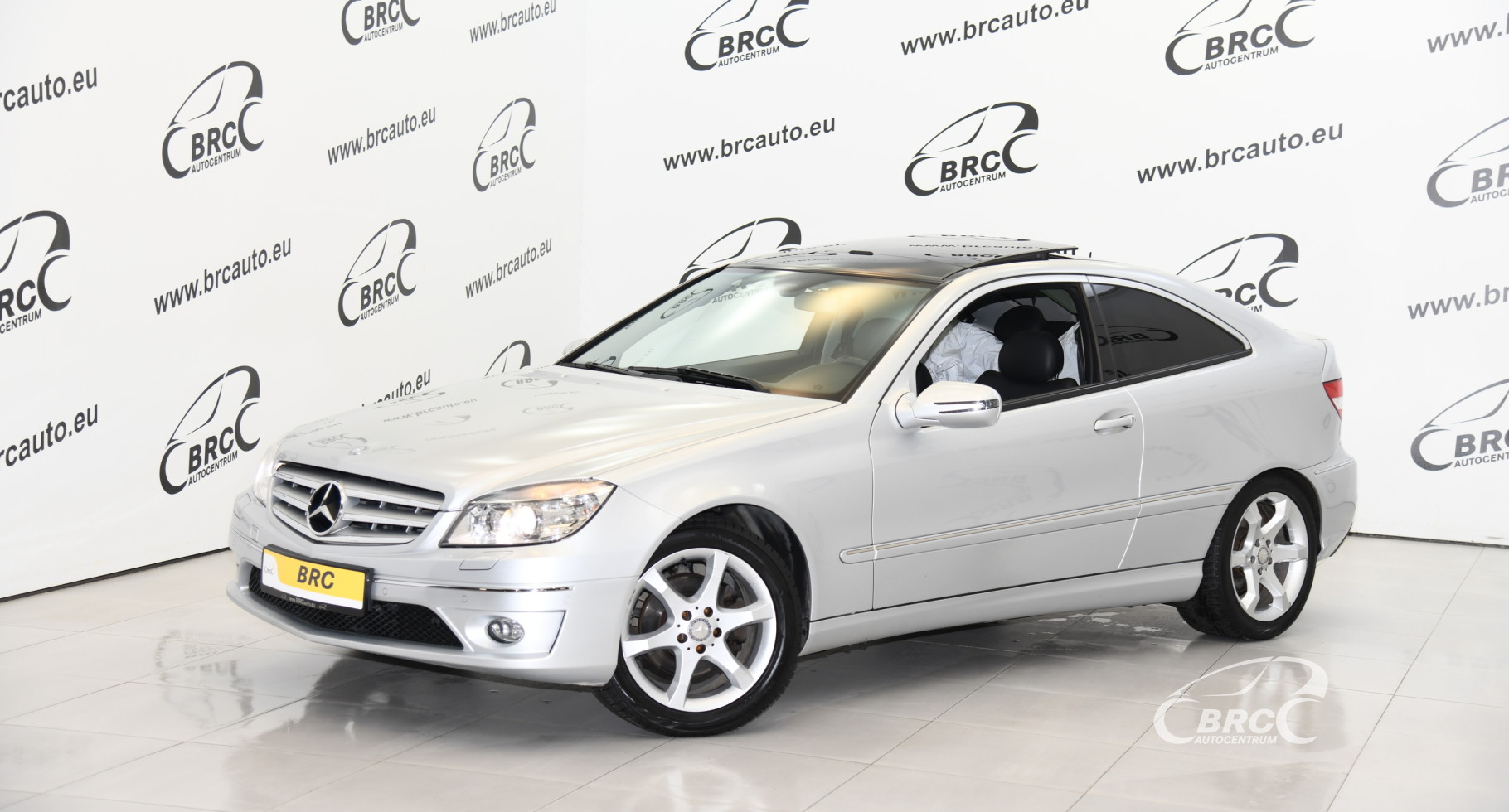 Mercedes-Benz CLC 230 Coupe Automatas