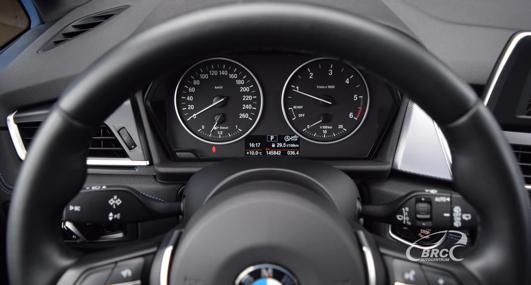 BMW 220 D xDrive GT M Sport 7 seats