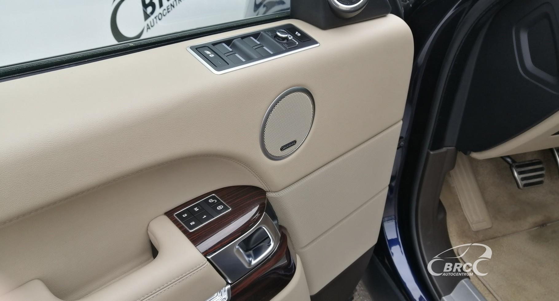 Land-Rover Range Rover 5.0i V8 SUPERCHARGED Automatas