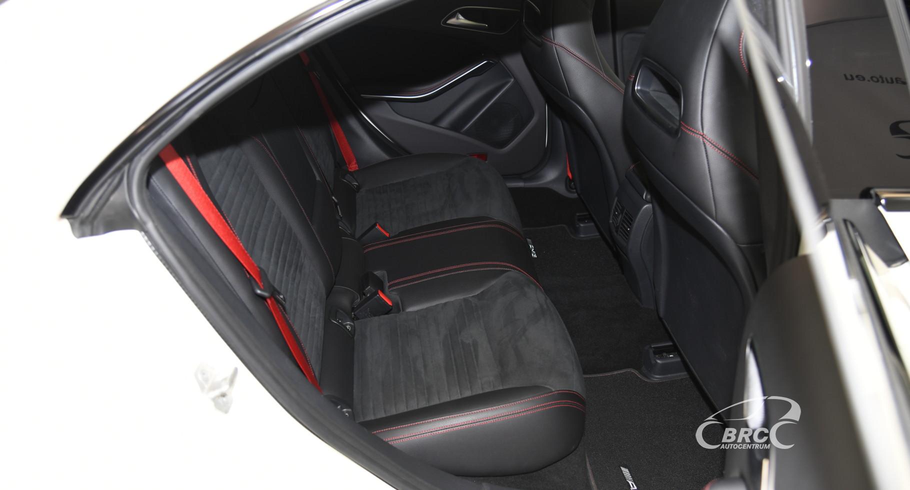 Mercedes-Benz CLA 45 AMG 4MATIC Automatas