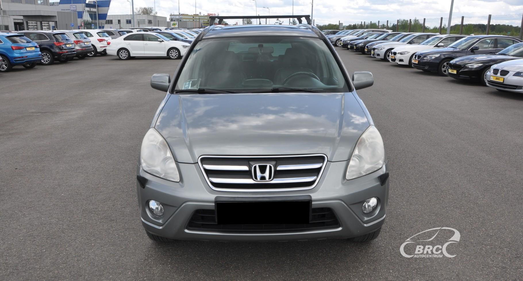 Honda CR-V 2.0 i-VTEC EX LPG