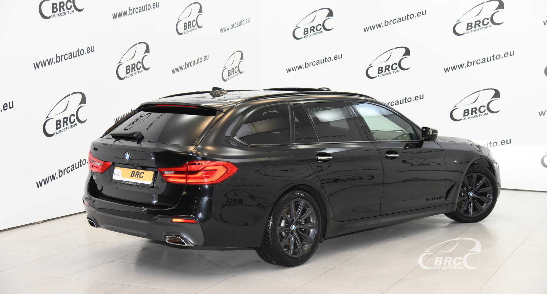 BMW 520 d xDrive M-pack Automatas