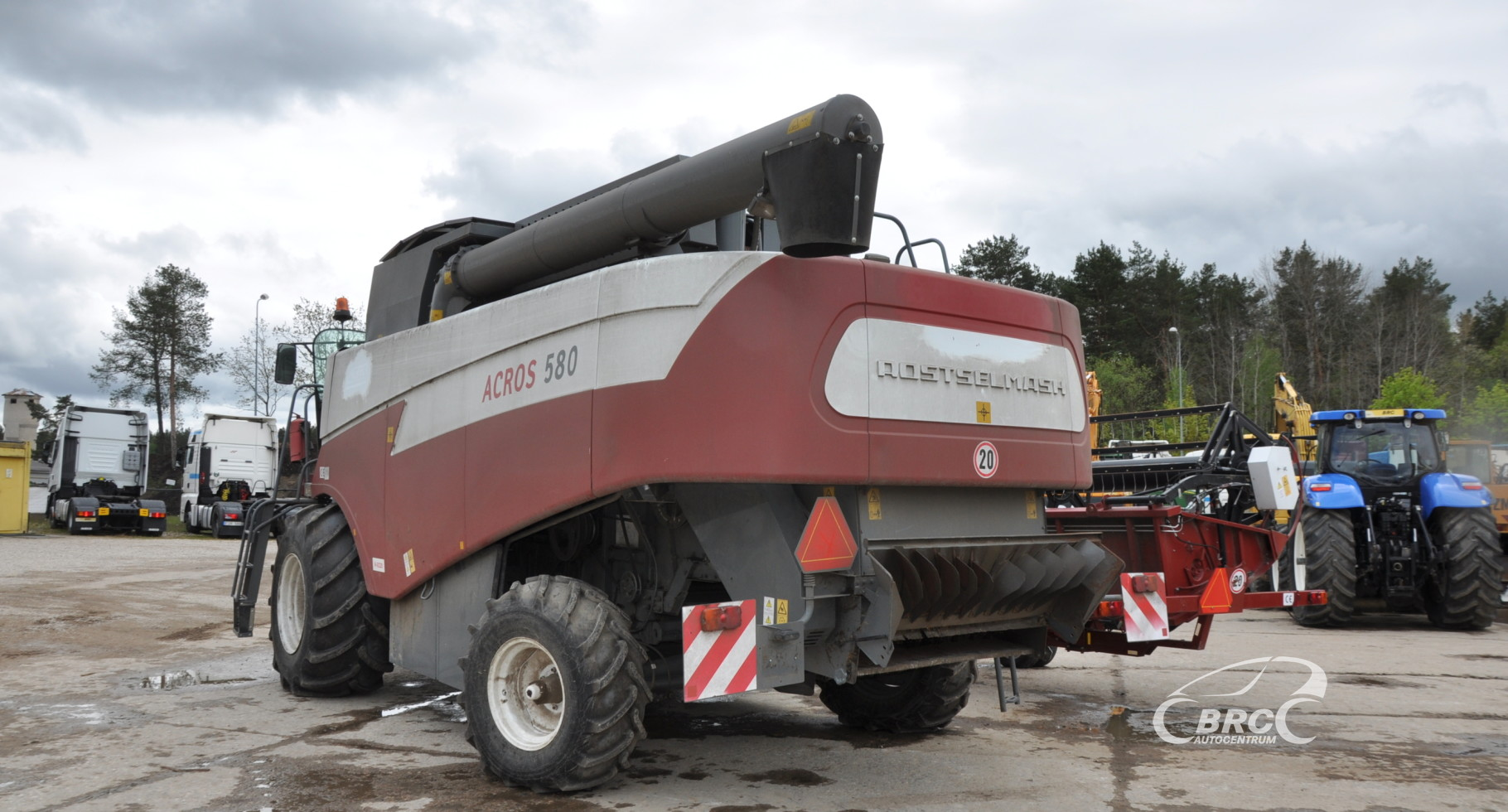 Rostselmash Acros 580