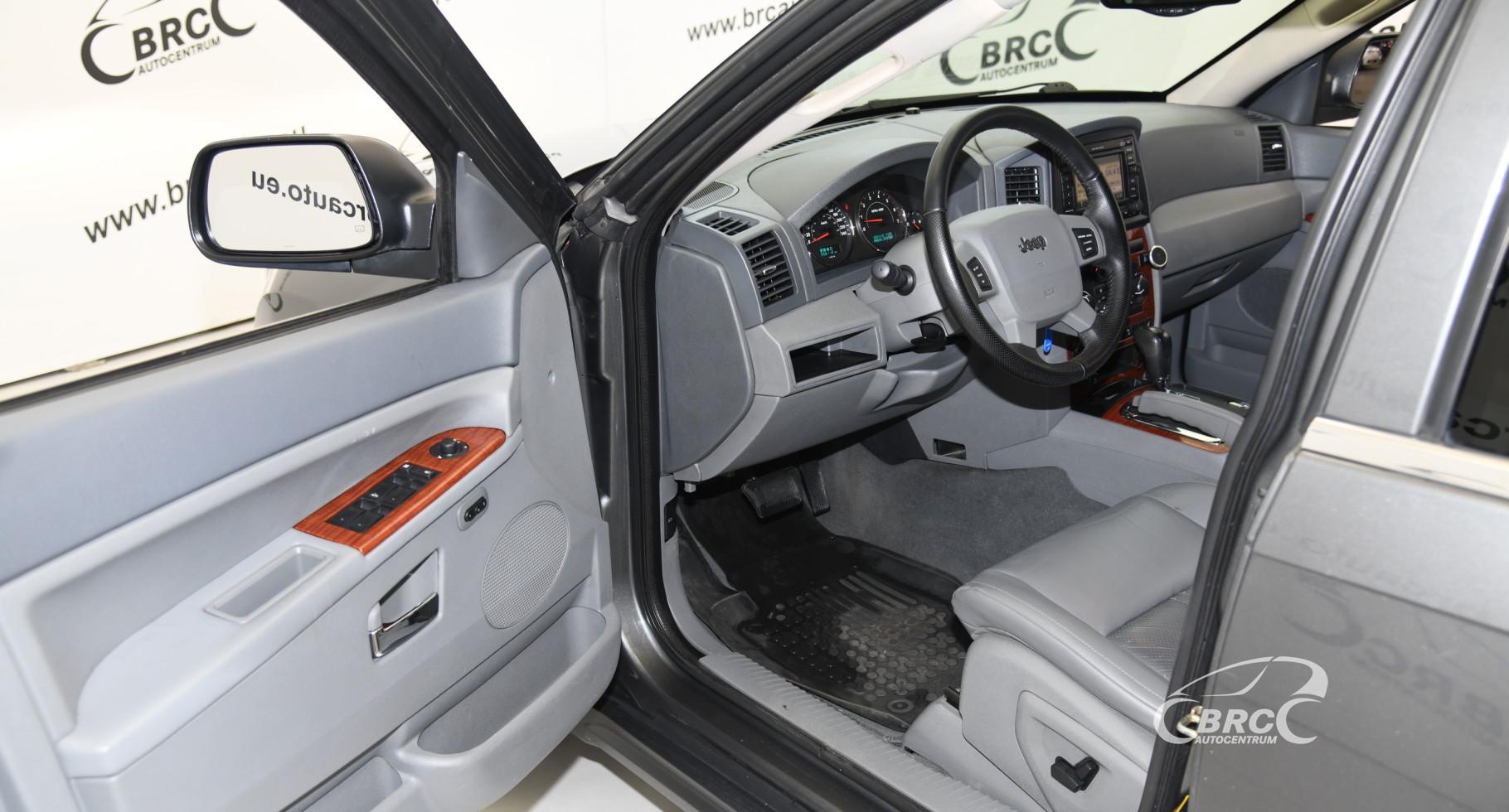 Jeep Grand Cherokee 3.0 CRD Limited Quadra-Drive II Automatas