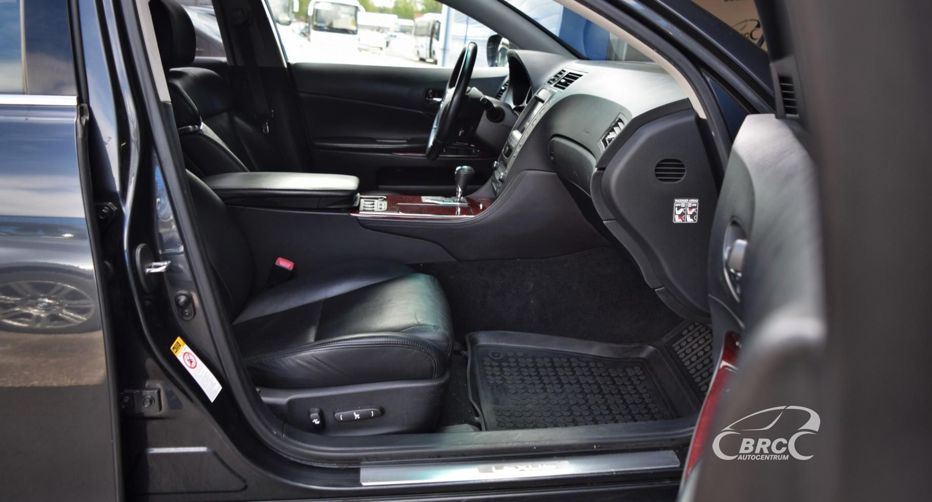 Lexus GS 450H A/T
