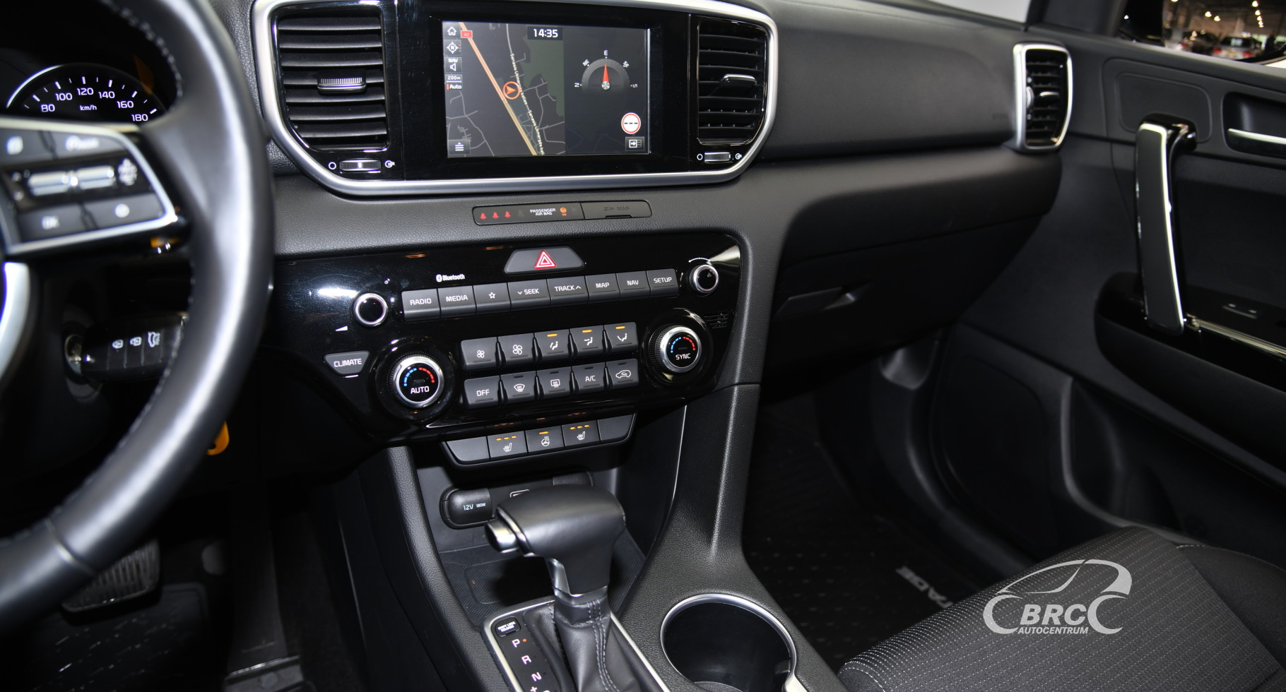 Kia Sportage 1.6 CRDi FWD Automatas