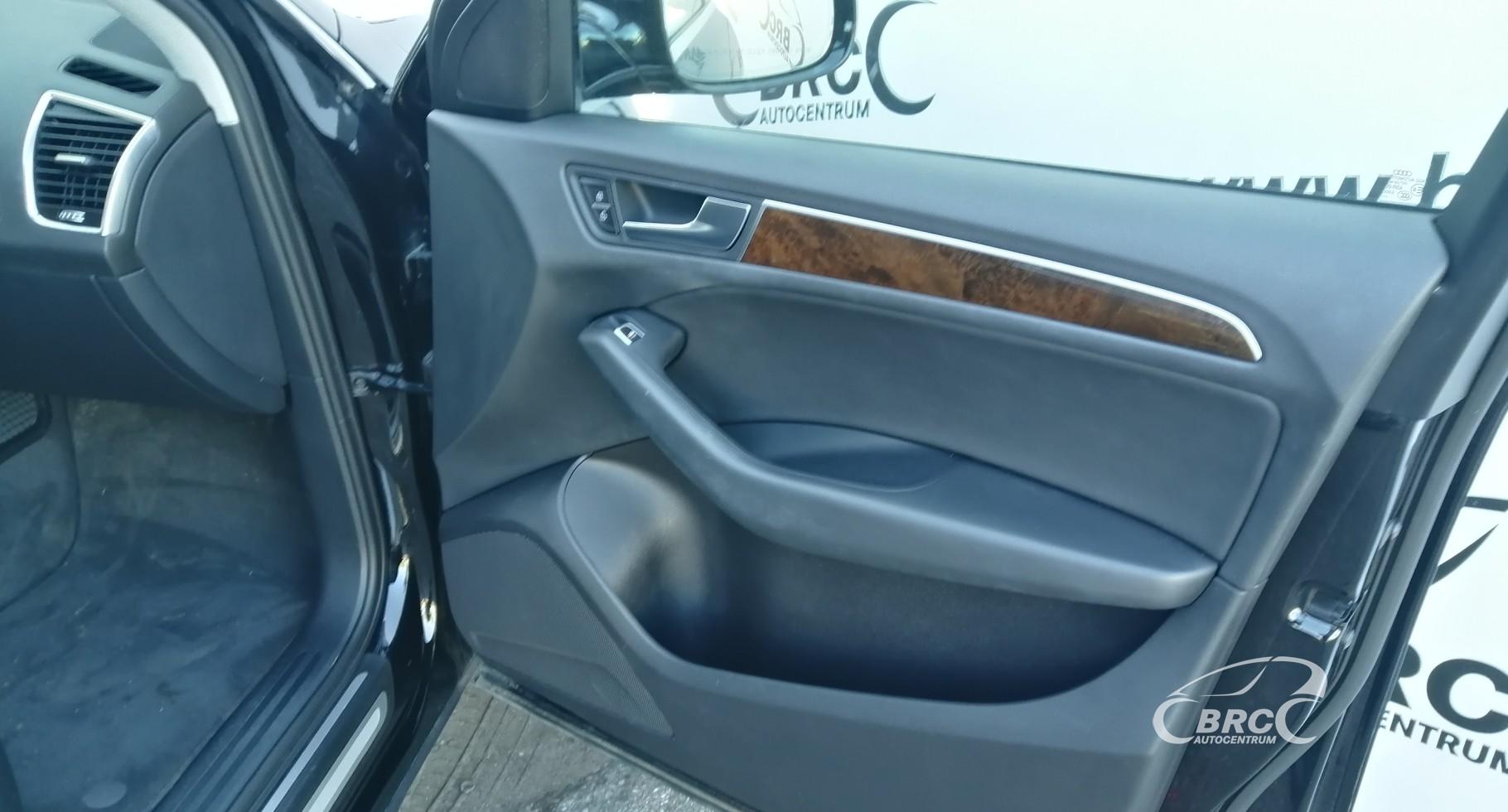 Audi Q5 2.0 TFSI Quattro Premium Plus Automatas