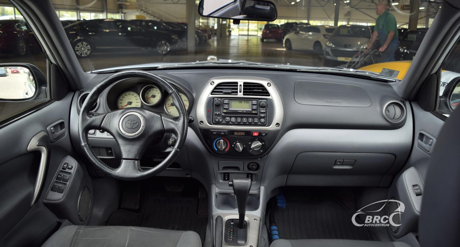 Toyota RAV 4 A/T AWD