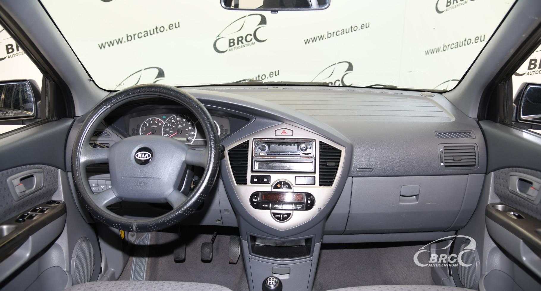 Kia Carens 2.0 CRDi EX