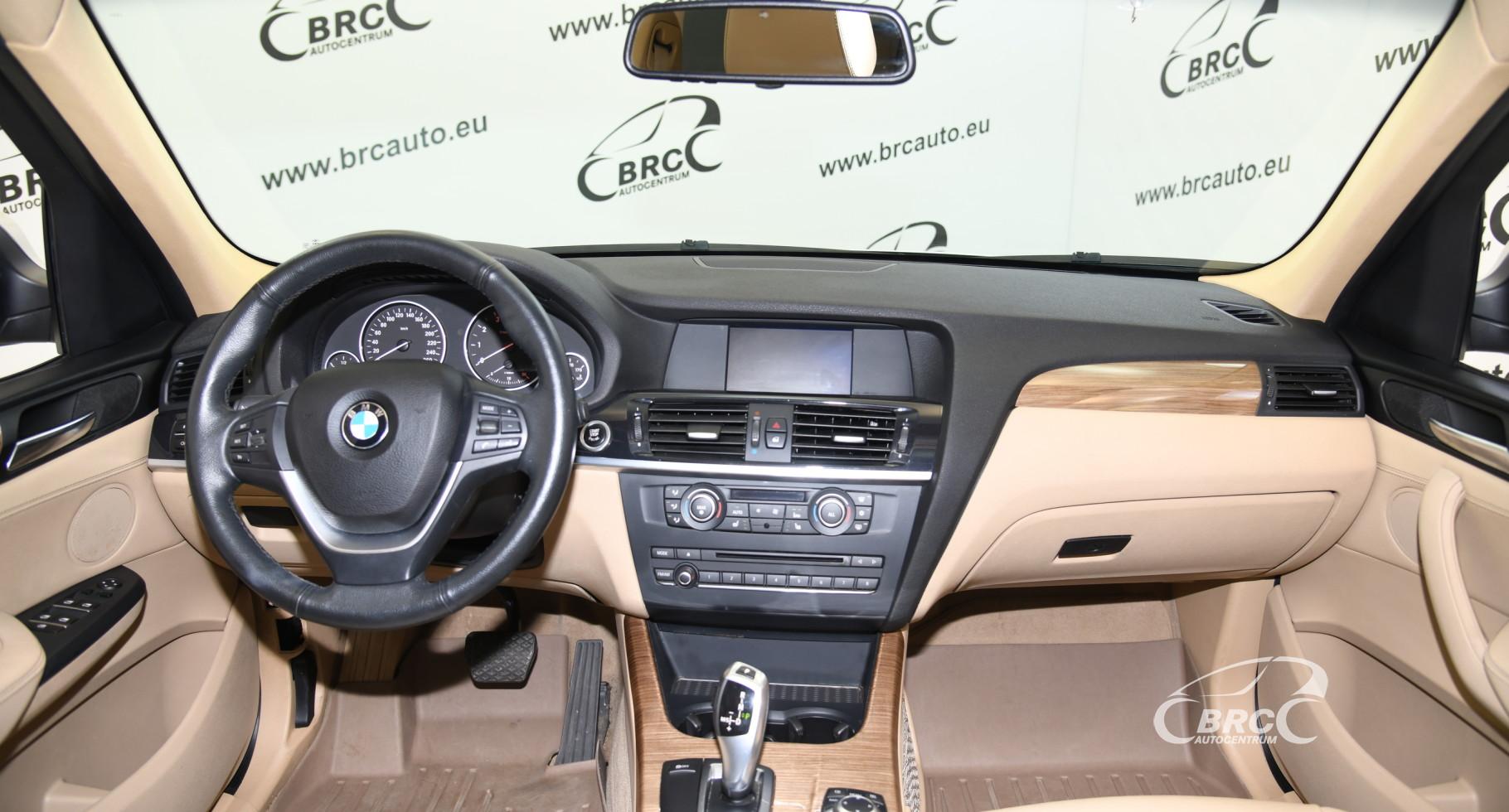 BMW X3 35i Xdrive Automatas